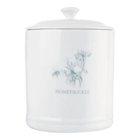 Mary Berry Garden Honeysuckle Tea Canister