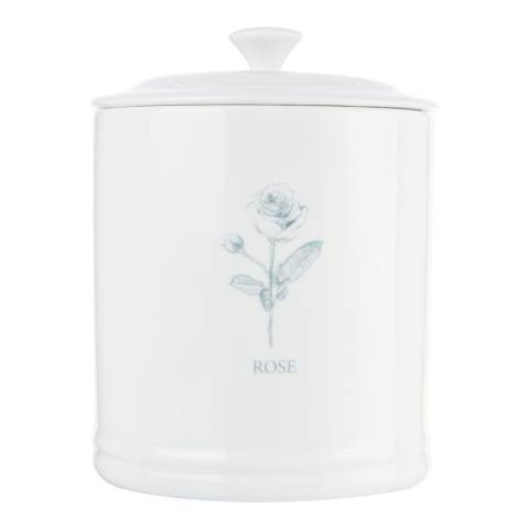 Mary Berry Garden Rose Storage Canister
