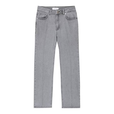 Reiss Grey Blake Slim Jeans