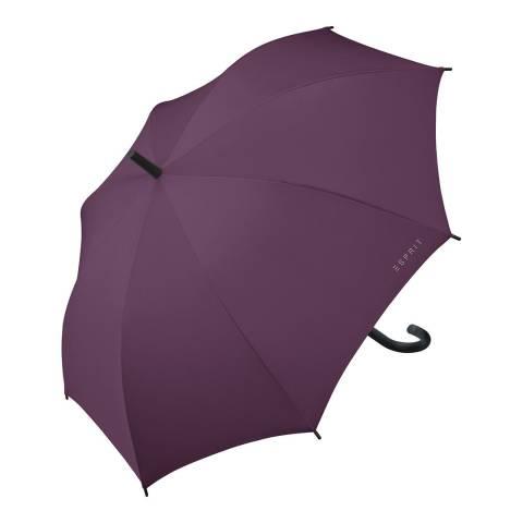 Esprit Purple Classic Umbrella
