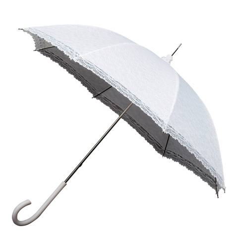 Falcone White Lace Umbrella
