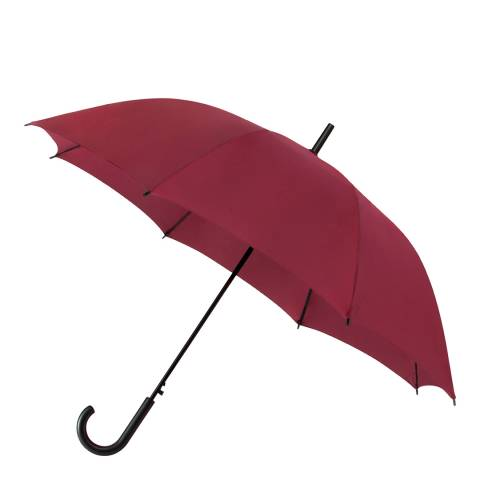 Falconetti Burgundy Classic Umbrella