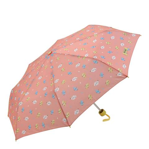 Mister Wonderful Pink Mini Umbrella