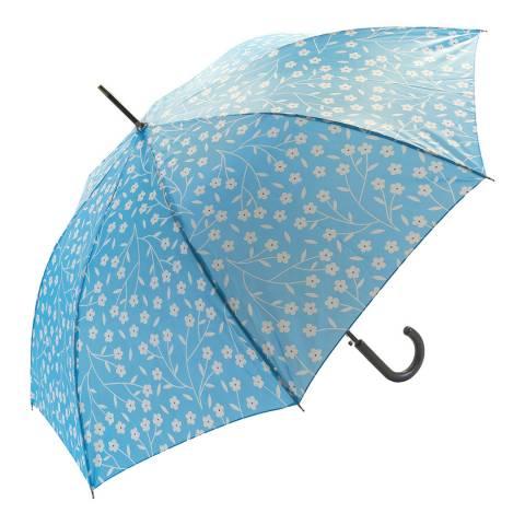 Susino Blue Spring Flowers Umbrella