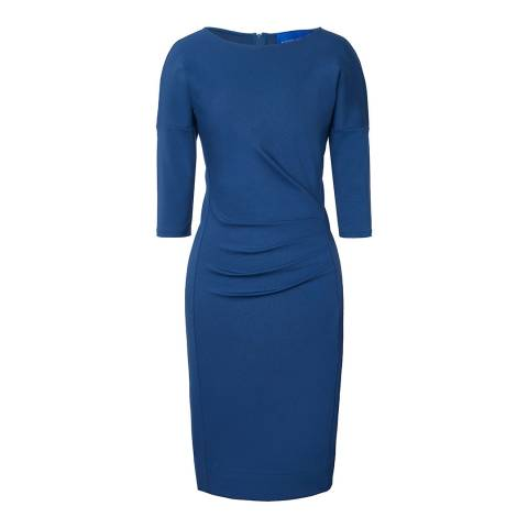 Winser London Rich Blue Miracle Dress