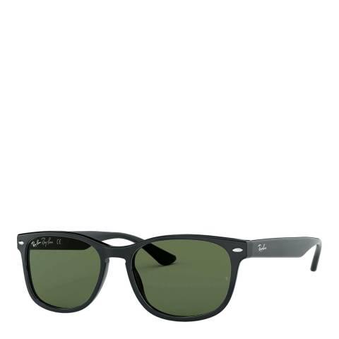 Ray-Ban Unisex Green Rayban Sunglasses 57mm