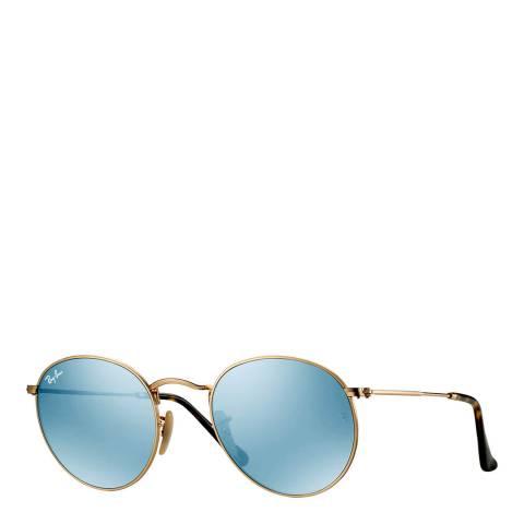 Ray-Ban Unisex Silver Rayban Sunglasses 47mm