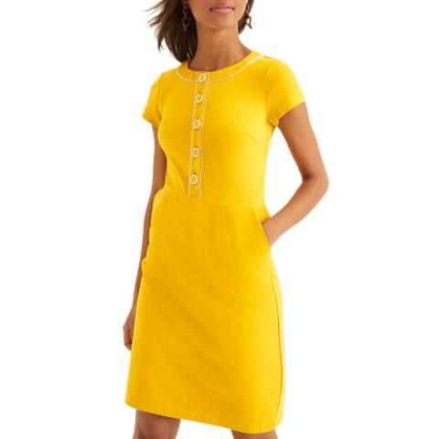 Boden Gracie Ponte Dress