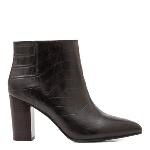Boden Black Langley Ankle Boots