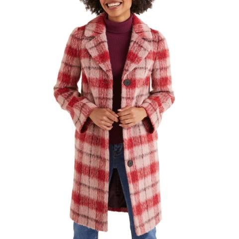 Boden Multi Coloured Boudica Coat