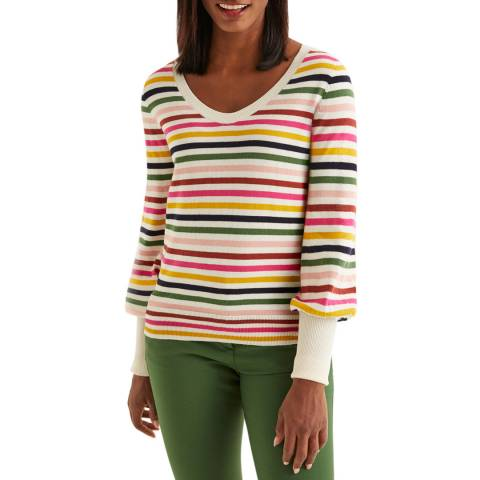 Boden Multi Coloured Bernice Jumper