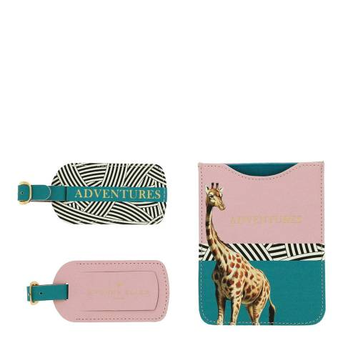 Yvonne Ellen Passport Holder & Luggage Tag