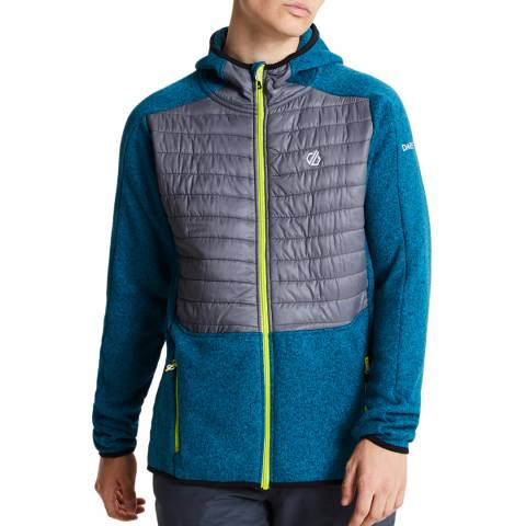 Dare2B Blue/Grey Galore Sweater