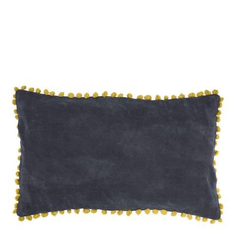 Febronie Midnight Blue Cushion Cover 50x30cm
