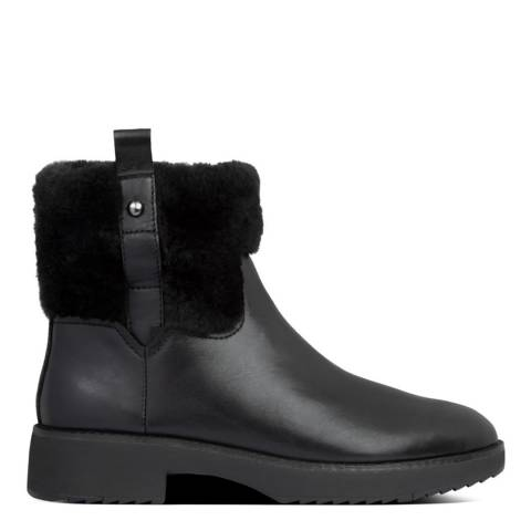 FitFlop Black Mimie Ankle Boots