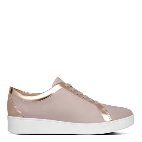 FitFlop Mink & Rose Rally Sneakers