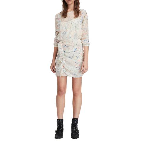 AllSaints Chalk Flint Juni Dress