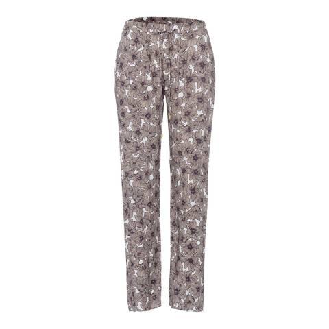 Hanro Sleep & Lounge Pastel Flowers Long Pants