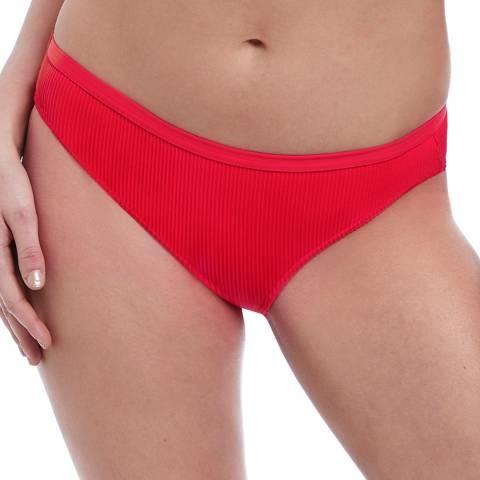 Freya Red Nouveau Bikini Brief