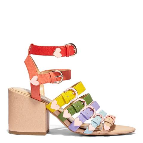 Katy Perry Multi Coloured Nikkita Heeled Sandal