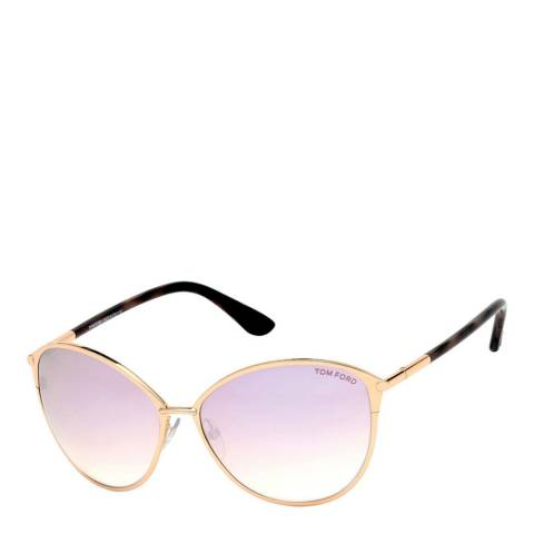 Tom Ford Women's Pink Tom Ford Sunglasses 59mm