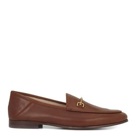 Sam Edelman Brown Leather Loraine Loafers