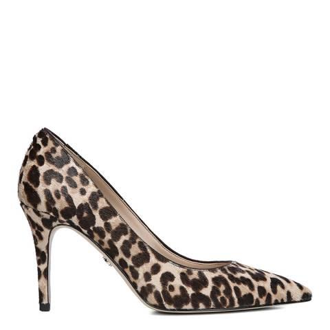 Sam Edelman Leopard Leather Margie Heels