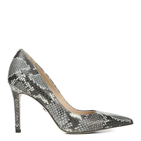 Sam Edelman Mint Exotic Multi Leather Hazel Heels