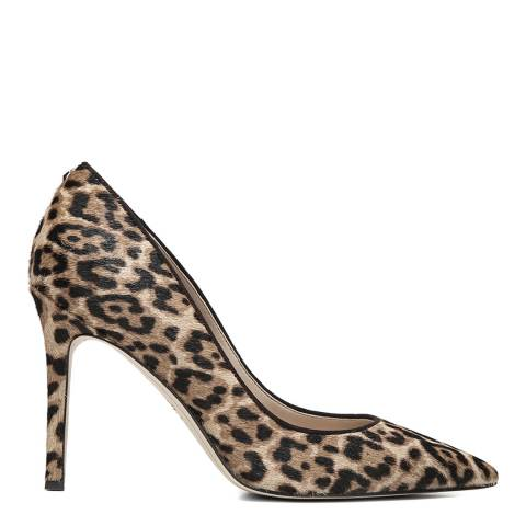 Sam Edelman Leopard Sand Hazel Heels
