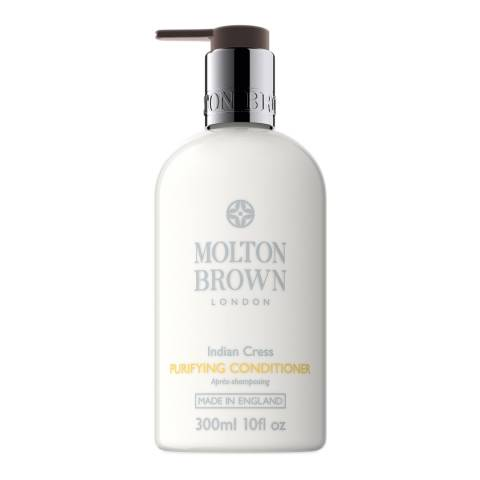 Molton Brown Indian Cress Purifying Conditioner, 300ml