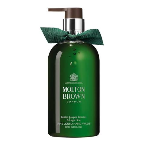 Molton Brown Fabled Juniper Berries & Lapp Pine Hand Wash, 300ml