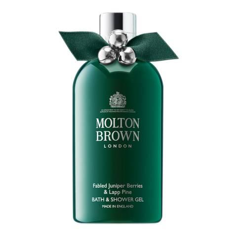 Molton Brown Fabled Juniper Berries & Lapp Pine Body Wash, 300ml