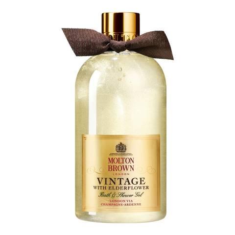 Molton Brown Vintage Elderflower Body Wash, 300ml
