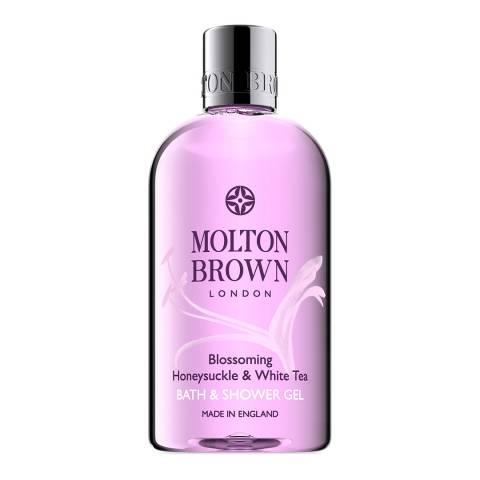 Molton Brown Honeysuckle & White Tea Body Wash, 300ml