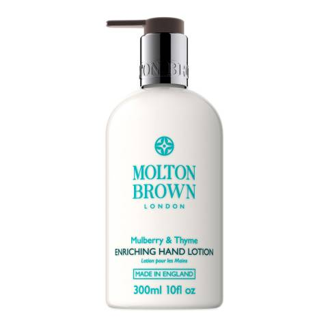 Molton Brown Mulberry & Thyme Hand Lotion, 300ml