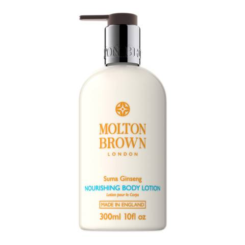 Molton Brown Suma Ginseng Body Lotion, 300ml