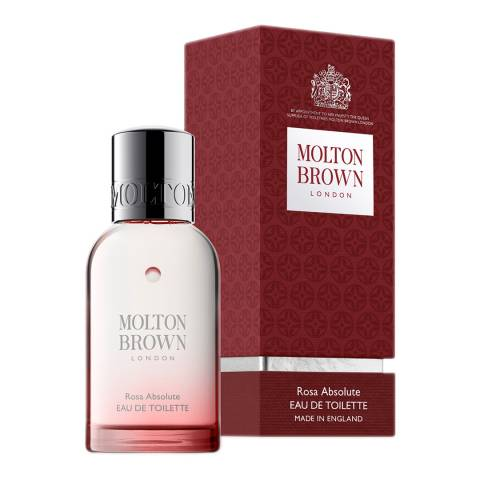 Molton Brown Rosa Absolute EDT, 50ml