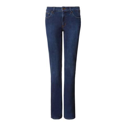 NYDJ Mid Blue Billie Mini Bootcut Jeans