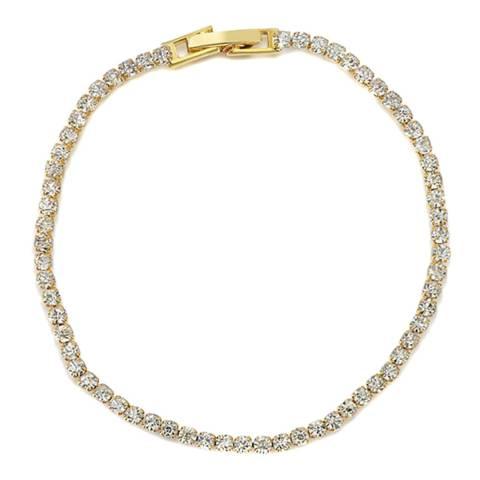Ma Petite Amie Gold Plated Elegant Bracelet