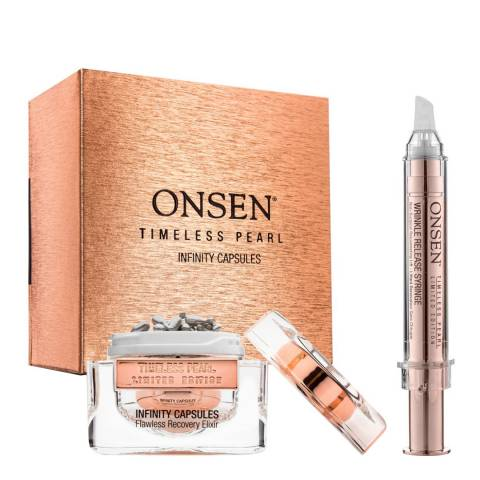 ONSEN TIMELESS PEARL LIMITED EDITION COLLECTION