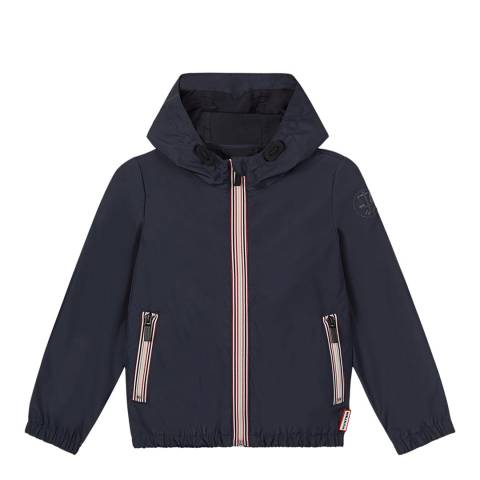 Hunter Kids Navy Original Shell Jacket