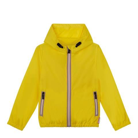 Hunter Little Kids Yellow Original Shell Jacket