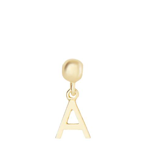 Tada & Toy Gold A-Z Letter Charms