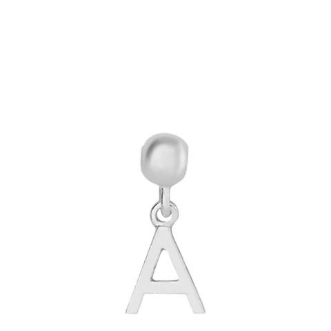 Tada & Toy Silver A-Z Letter Charms
