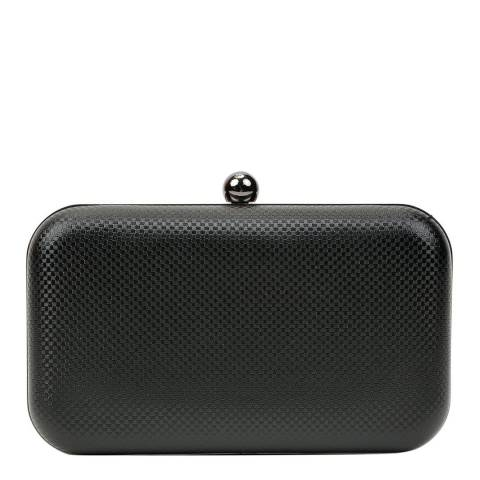 Renata Corsi Black Clutch Bag
