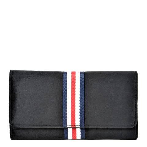 Renata Corsi Black Stripe Wallet