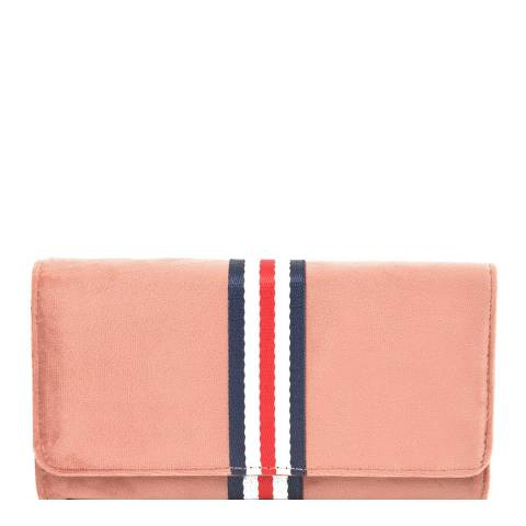 Renata Corsi Pink Stripe Wallet