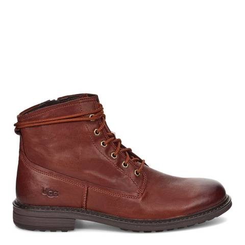UGG Cordovan Morrison Lace Up Boot