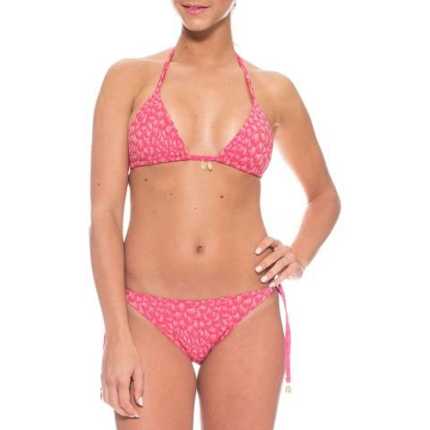 Tatiane De Freitas Rose Je Te Plumerais Bikini Set