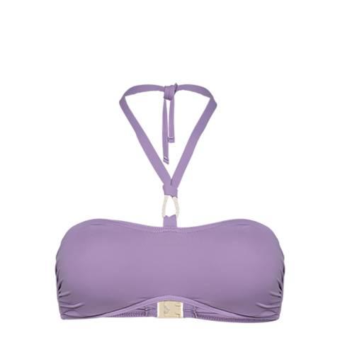 Tatiane De Freitas Lavender La Pacifique Top